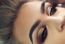 Makeup Goals / Makeup inspiration for future designs.