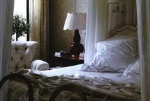 bed ideas / by Rachel Douglas