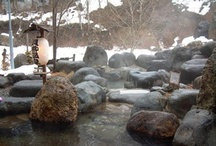 Onsen Hopping in Japan / One of our travel specialists took a recent holiday in Japan, and was kind enough to share some of his photos!