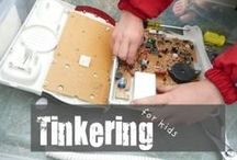 encouraging CREATIVITY & tinkering