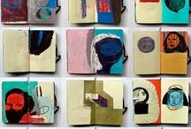 Sketchbook / by Jacqui Oakley