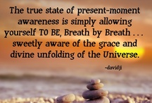 Meditation / We love meditation, it's food for the soul!