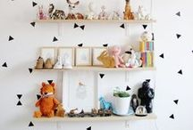   Kids Rooms   / by Emily Sievert