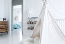   Forts   Teepees   Tents   / by Emily Sievert