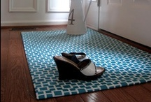 Home Decor - Rugs / by Erica Higashi