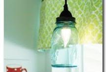 Home Decor - Lighting / by Erica Higashi
