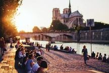 TRAVEL: Paris sera toujours Paris / Paris is my happy place. / by Patricia Gomez