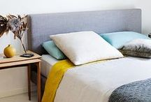 Bedrooms / Bedroom inspiration and decor ideas.  / by Aleya L.