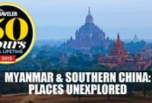 """Myanmar & Southern China: Places Unexplored / This tour was selected as one of National Geographic Travel's """"50 Tours of A Lifetime""""!"""