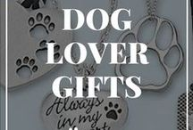 Dog Lover Gifts / We love everything about dogs! Our website offers wonderfully unique gifts.
