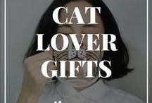 Cat Lover Gifts / Gifts for cat lovers