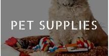 Pet Supplies / Everything you need for your pet!