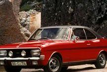 Opel Commodore / Auto Nr. 3