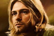 Kurt Cobain / Nirvana / Nirvana