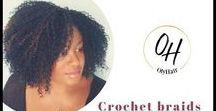 Coiffures afro en vidéo