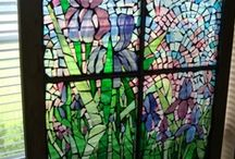 Stained Glass Windows  / by Marianne Wood