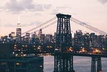 A Trip to New York / Someday I'll move here..