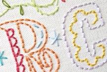 for needlework / by Emma Steendam
