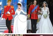 Royal Brides / I have always been fascinated with Royal Weddings, I guess theres a little bit of a Princess in all of us.x