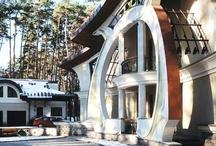 Architecture / by I, Adaora