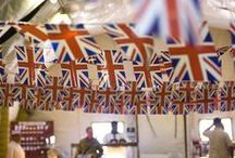 Diamond Jubilee / The Queen celebrates 60 years as Monarch in 2012.  / by UKinUSA