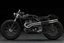 Motorcycles / by Jason Sanderson