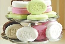 Soaps, soaps and more... / Gorgeous soaps in all colours x
