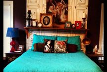 BEDROOM DESIGN / by Angie Harmon-Vaughan