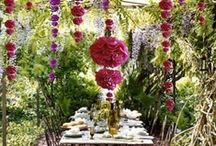 Garden Party Ideas / One of my favourite things to do x
