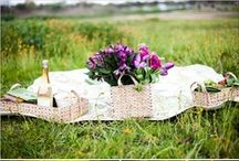 Picnic Time / Love picnics.....just wish summer would hurry up.