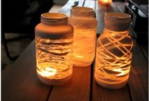 Light Up Your Life / Pretty lights for your garden and home x
