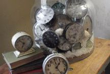 Old Whites / Old white ironstone displays (mostly) / by Pam Perry