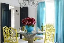 Formal Dining Room / by Serena Williams