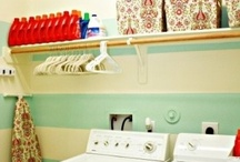 Laundry Room / by Serena Williams