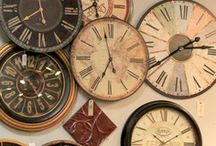 Time Flys x / A selection of beautiful clocks x