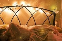 Fairy Nights. / Light up your life with fairy lights.