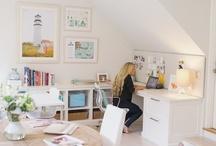 for workspaces / by Emma Steendam
