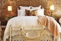 for bedroom bliss / by Emma Steendam
