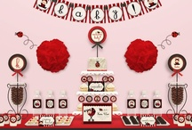 Penelope's Ladybug 1st Bday! / by Serena Williams