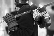 Hockey loves / by Courtney Krueger