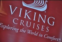 Viking Cruises / Viking Cruises has a dual focus as Viking Rivers, the popular European river cruise line and new Viking Oceans, setting sail in 2015 with new Viking Star