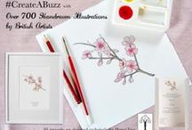 Artwork Font & Design Inspiration for the creative team at HoneyTree / Our creative team are always looking to add new illustrations to our site for invitations, social stationery, personalised prints & Wedding collections - great job we think !