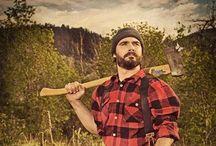 Logging / by 2 Garçons et un Lapin