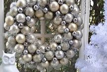 Front Porch Wreaths / by Mechelle Morris