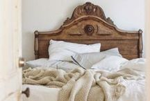 Home / My dream decor. A board full of high ceilings, big cosy beds luxurious living rooms.