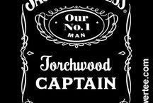 Captain Jack / by Kristin Parrish-Eaton