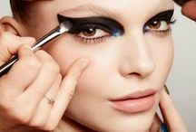 KILLER EYELINER / If looks could kill the eyes would be dressed with these liners.