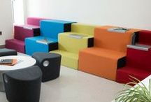 GATHER / Collaborative office furniture, #Collaborate / by Allsteel