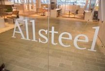 BOSTON RESOURCE CENTER / Check out what's happening at the Allsteel Office Furniture Resource Center in Boston, Massachusettes  / by Allsteel