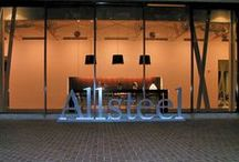 SAN FRANCISCO RESOURCE CENTER / Check out what's happening at the Allsteel Office Furniture Resource Center in San Francisco, California / by Allsteel